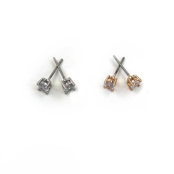 Black Thursday 2020 - Small Diamond Stud *Final Sale*