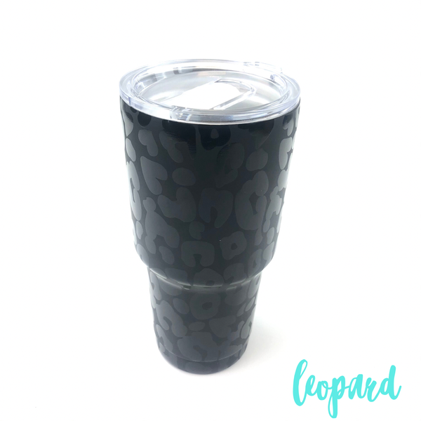 In Your Dreams Tumbler - Leopard