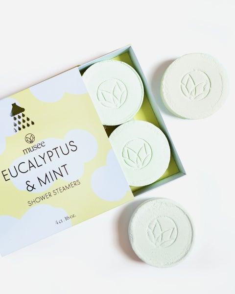Eucalyptus & Mint Shower Steamers *Final Sale*