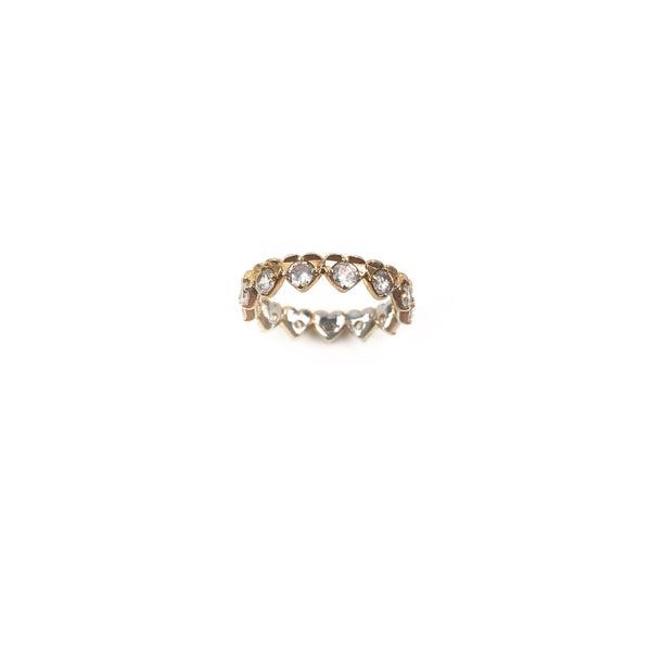 Heart Crown Ring *Final Sale*