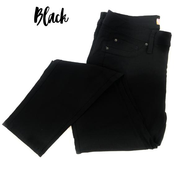 YMI Hyperstretch Skinnies *Final Sale* - Black