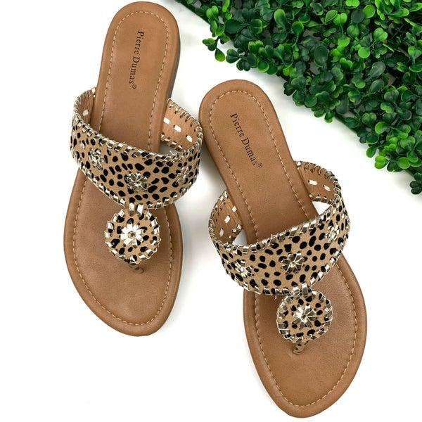Designer Inspired Sandals-FINAL SALE