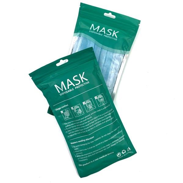 Disposable Face Mask *Final Sale*