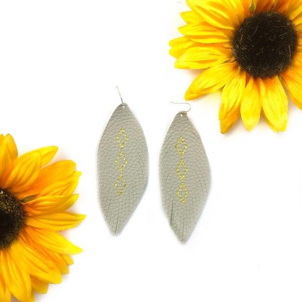 Boho Vibes Earrings *Final Sale*