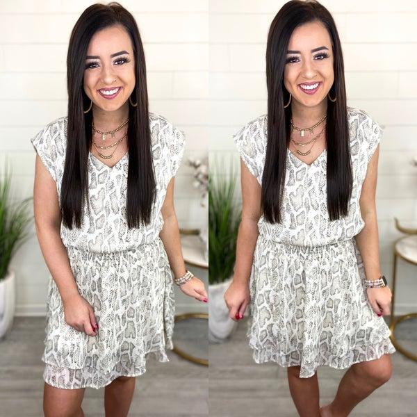 Lovely Sights Dress