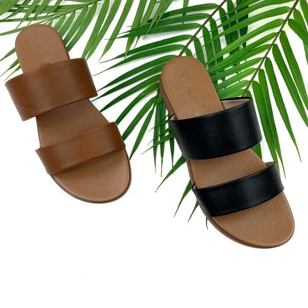 SPRING FLING -  Just Beachin' It Sandals *Final Sale*