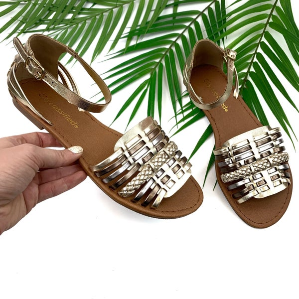Switch It Up Sandals - FINAL SALE