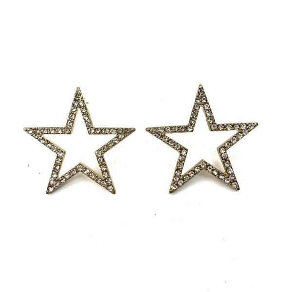 Lucky Stars Earrings-FINAL SALE