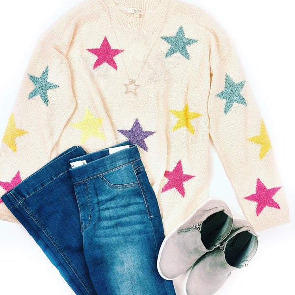 Stars for Days Sweater