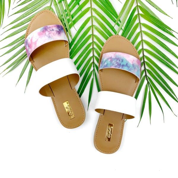 Catch You By Surprise Sandals-FINAL SALE
