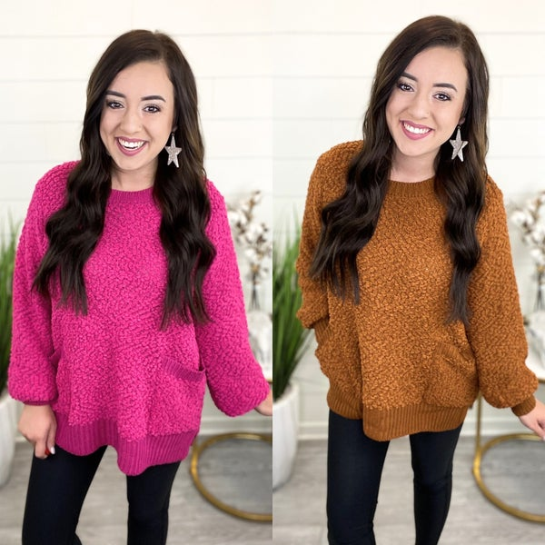 Chilly Nights Sweater