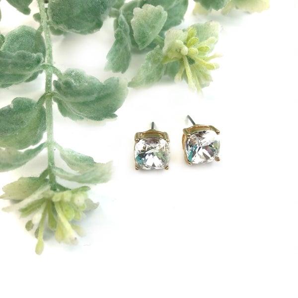 Your Favorite Rhinestone Earrings *Final Sale*
