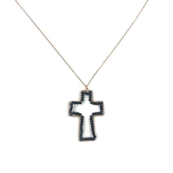 Lead Me to The Cross Necklace *Final Sale*