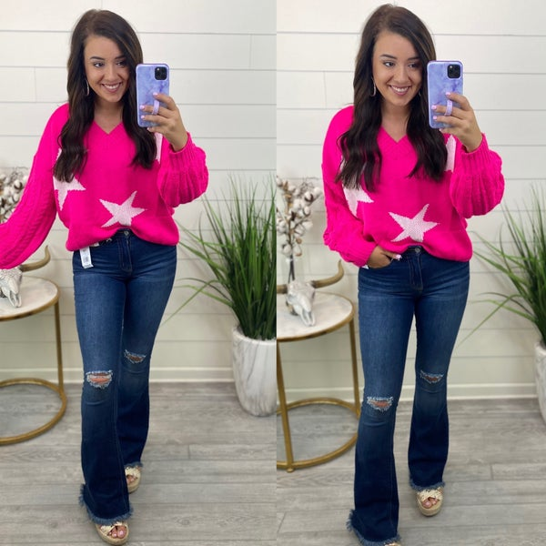 Shining Stars Sweater
