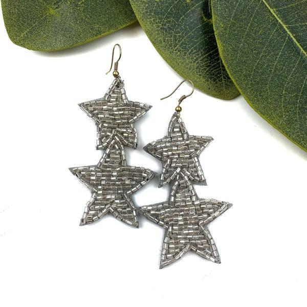 Good For Me Star Earrings-FINAL SALE