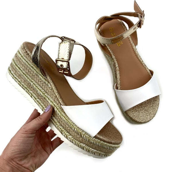 Picture Perfect Espadrilles - FINAL SALE