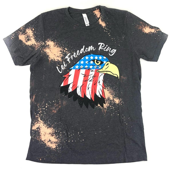 Let Freedom Ring T-Shirt *Final Sale*