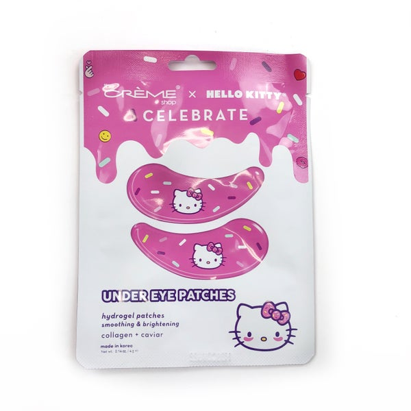Black Thursday 2020 - Hello Kitty Under Eye Patches *Final Sale*