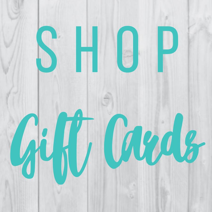 Shop Giftcard