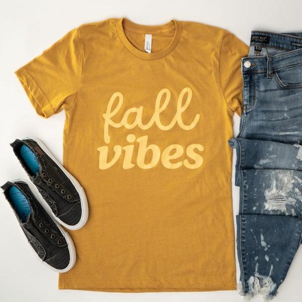 Fall Vibes Tshirt *Final Sale*