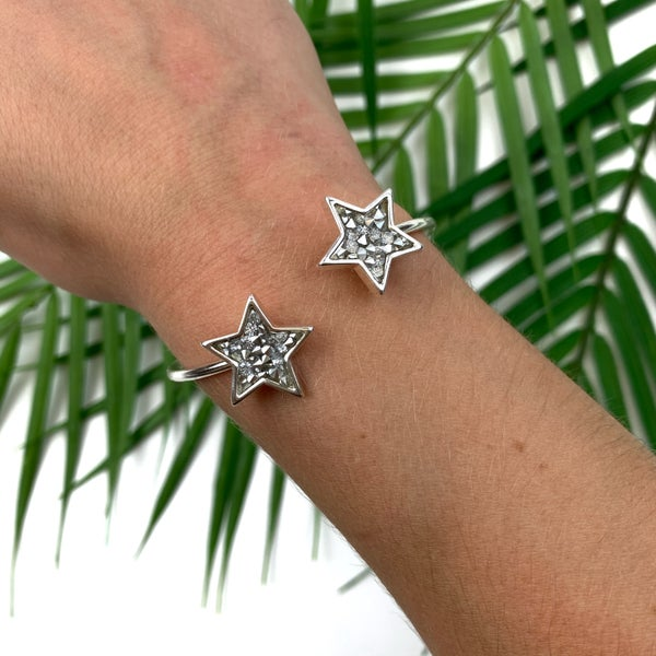 Count Your Stars Bracelet Cuff