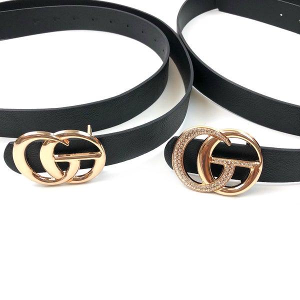Plus Size Designer Inspired Belt *Final Sale*