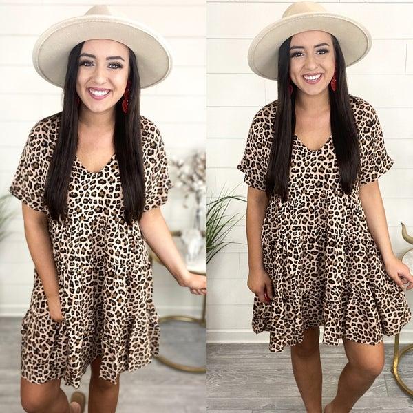 That Cheetah Feeling Dress