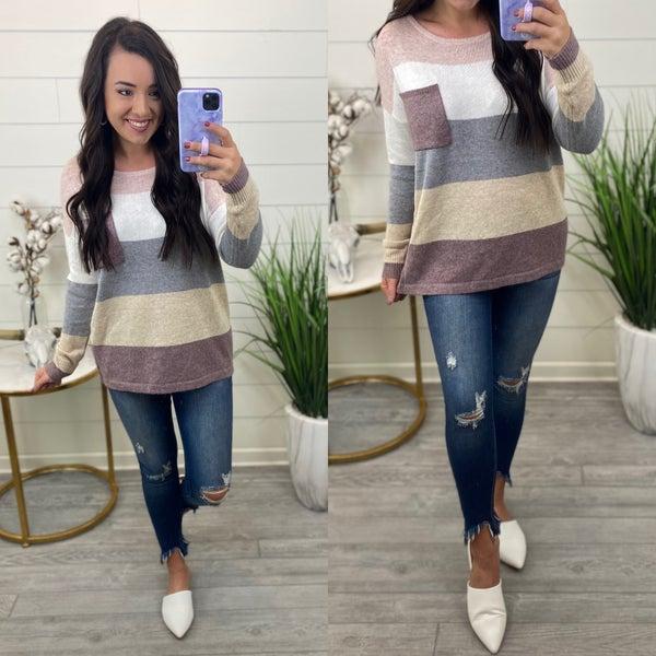Feelings of Forever Sweater