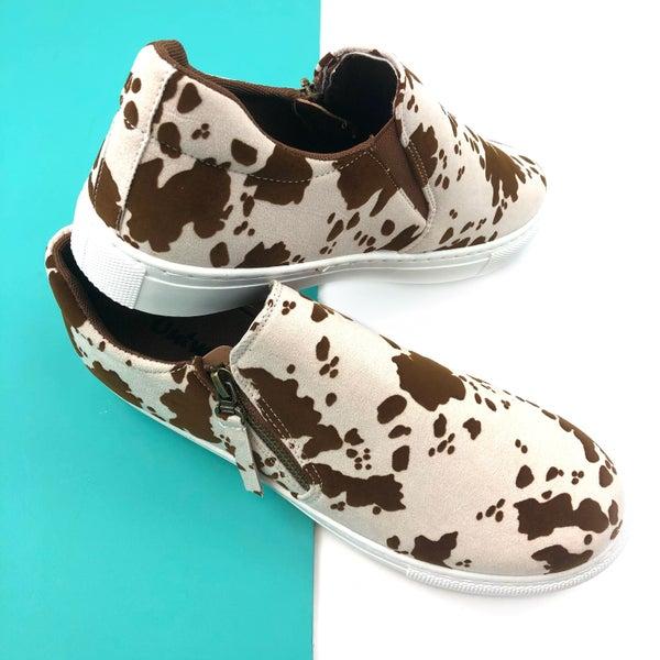 Keep It Classic Slip On Sneakers