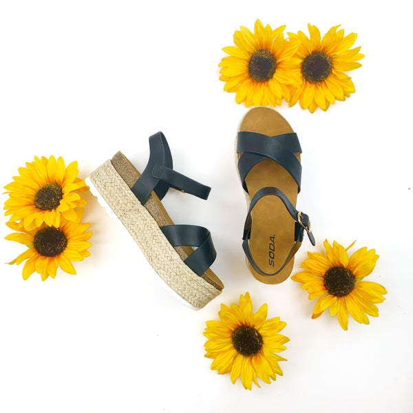 Gone For Now Espadrilles - FINAL SALE