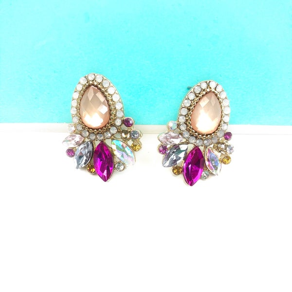 Our Love Story Earrings *Final Sale*