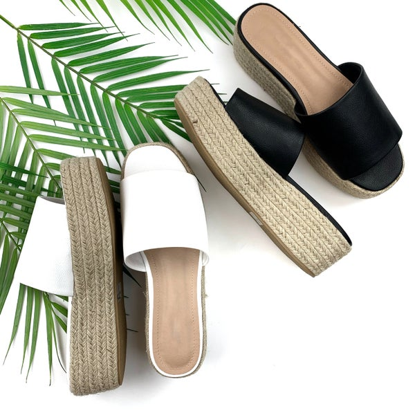 Make It Even Espadrille Sandals