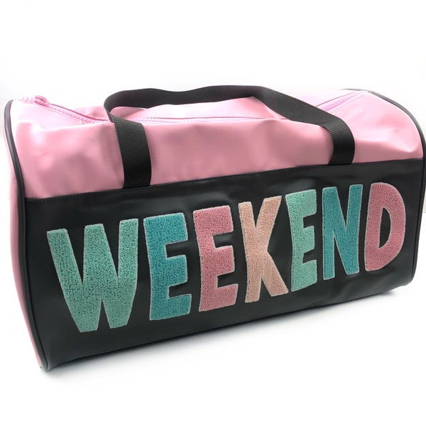 Take Me Away Weekender Bag