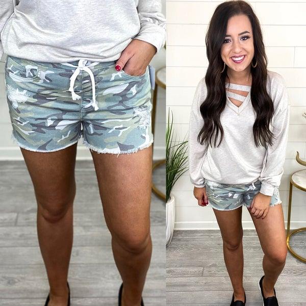 See It Again Jogger Shorts