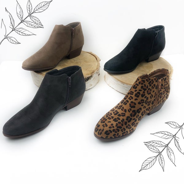 The Libby Booties - FINAL SALE