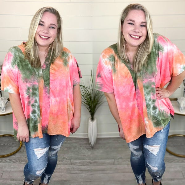 Here For A LifeTime Poncho *Final Sale*