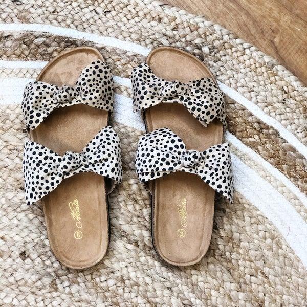The Lexie Sandals - FINAL SALE