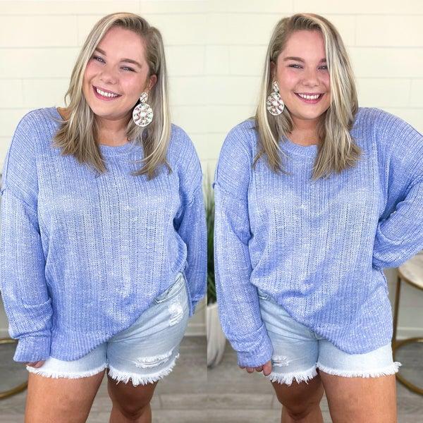 Coast to Coast Knit Sweater *Final Sale*