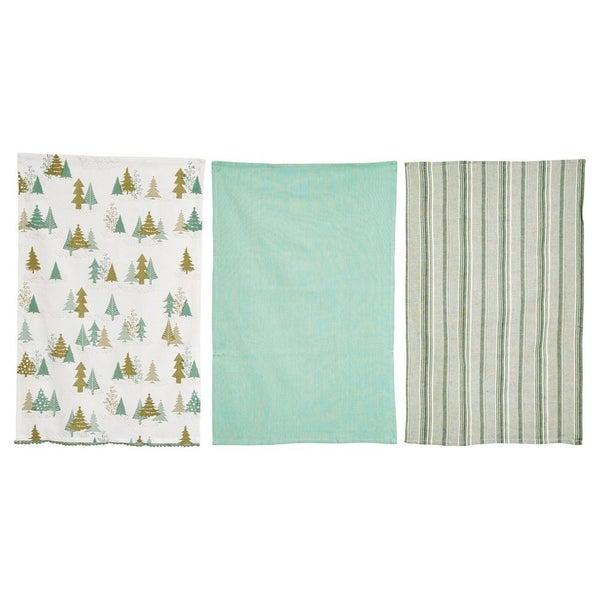 Cotton Printed Tea Towels *Final Sale*