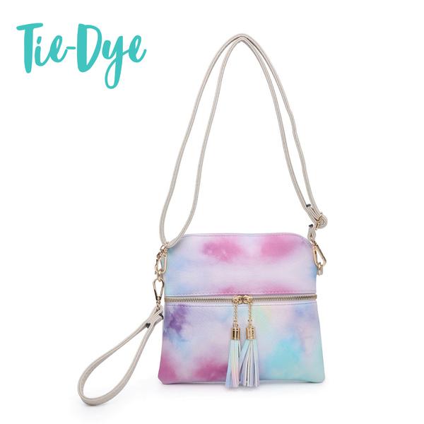 The Tara Crossbody *Final Sale* - Tie-Dye