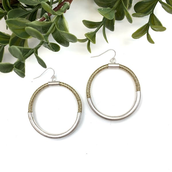 The Claire Earrings