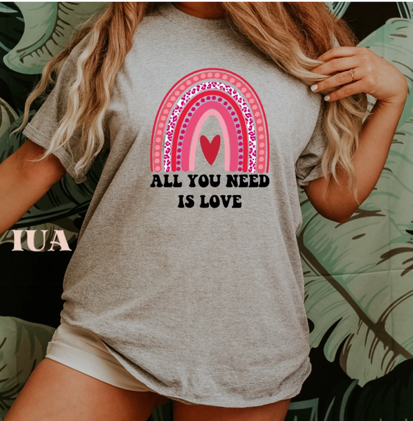 All You Need Is Love T-Shirt *Final Sale*
