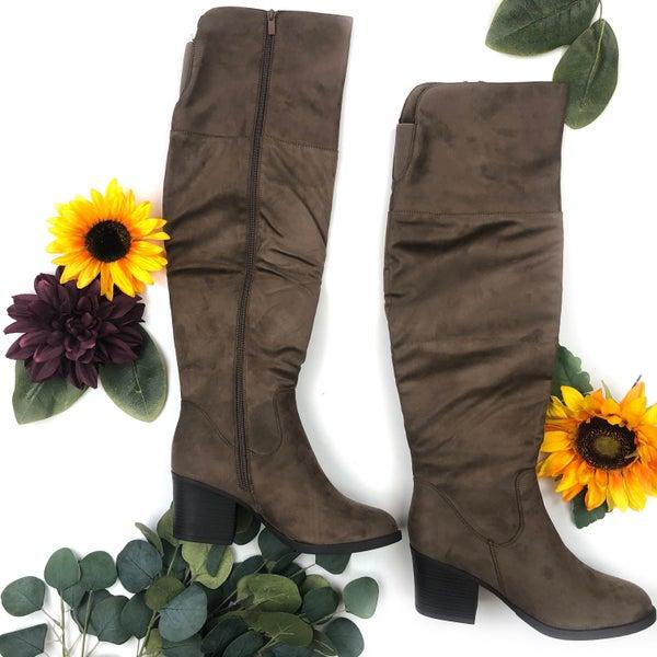 Ella Knee High Boots