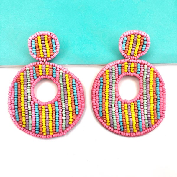Riverside Sitting Earrings *Final Sale*