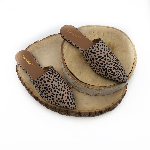 Fall Mules *FINAL Sale* - Leopard