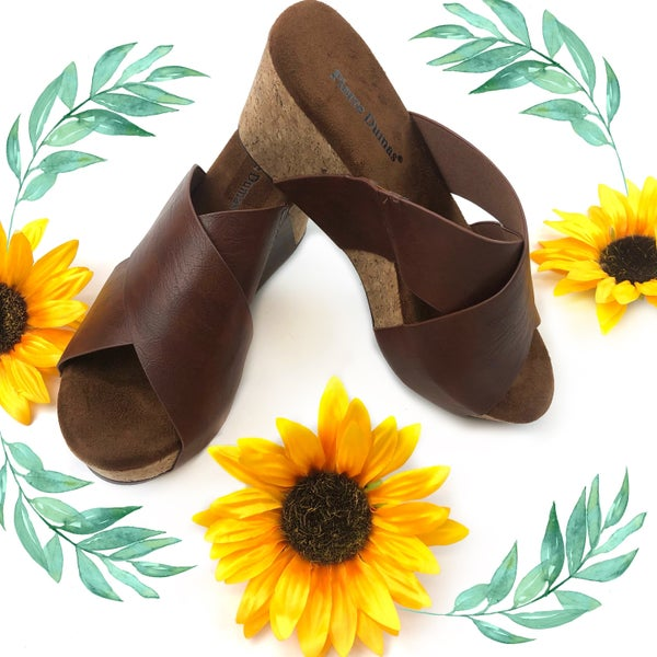 Out And About Wedge Sandals
