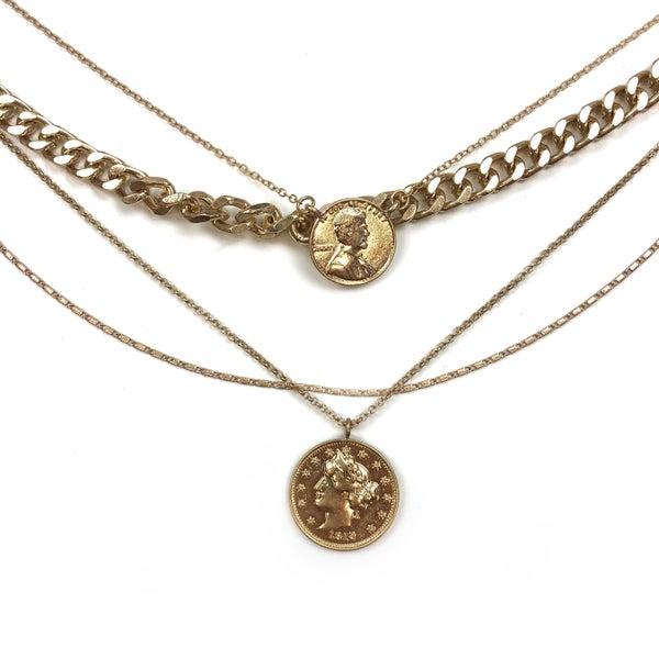 Make A Wish Necklace *Final Sale*