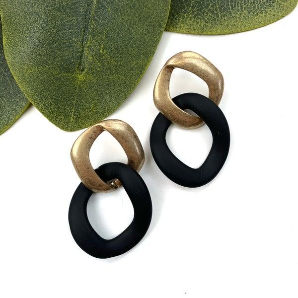 Want It All Earrings-FINAL SALE