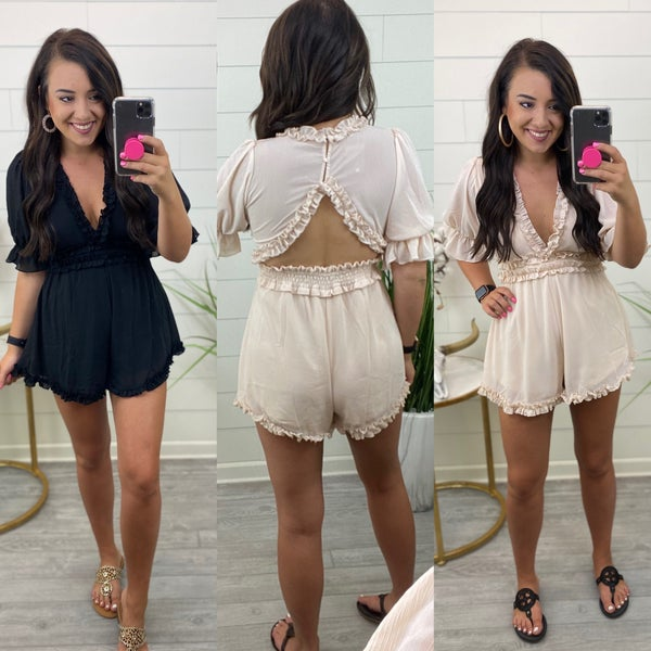 Still Young Romper