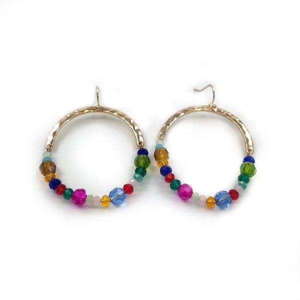 Black Thursday 2020 - Half Up Earrings *Final Sale*